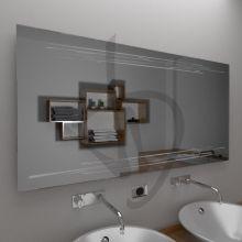 Specchi Artistici Da Bagno.Specchi Su Misura Vendita Online Specchi Su Misura
