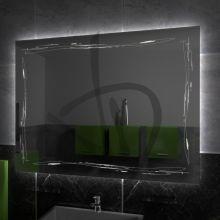 Specchi led retroilluminati decorati