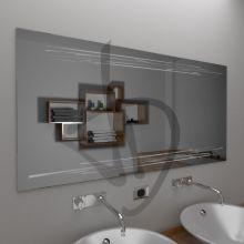 Specchi decorativi - Specchi decorati