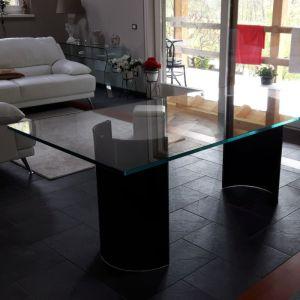 Tavoli in vetro - Scrivanie in vetro