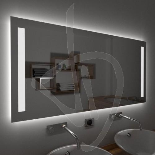 Specchio decorato online specchi decorativi specchi - Specchio su misura ikea ...