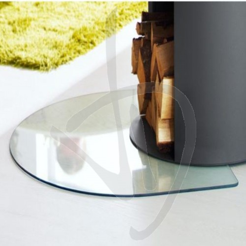piastra-per-camino-in-vetro-trasparente