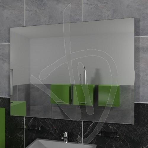 Specchio senza cornice specchio da parete specchio su misura specchio da appendere su misura - Specchio senza cornice ...
