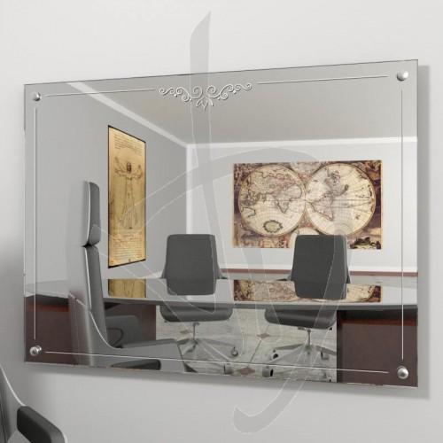 specchio-vintage-con-distanziali-e-decoro-b022