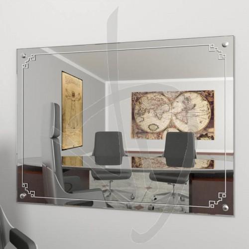 specchio-vintage-con-borchie-e-decoro-b004