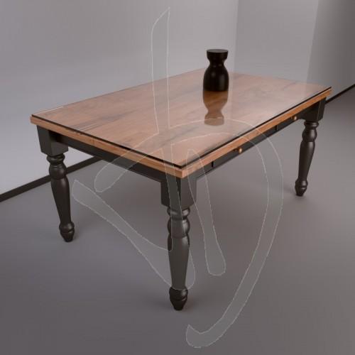 Copritavolo vetro, vetro per tavolo, vetro per copritavolo su misura ...
