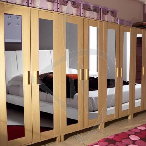 Specchio per aneboda vetro online aneboda abbellire for Armadio aneboda