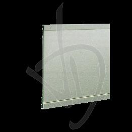 Profili per supporto specchi singolo, mm 30 x 13 x L 3000mm