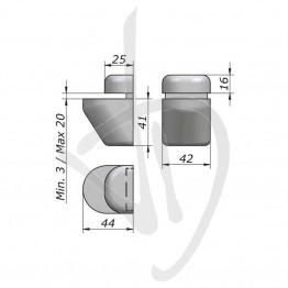 reggimensola-per-carichi-leggeri-h60-77xl42xp44-sp-3-20-mm