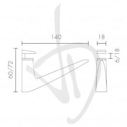 reggimensola-per-carichi-medi-misure-h60-72xp140-mm-spessore-vetro-6-18-mm