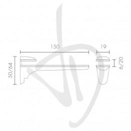 reggimensola-per-carichi-medi-misure-h50-64xp150-mm-spessore-vetro-6-20-mm