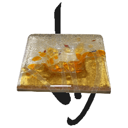 portacandela-in-vetro-di-murano-tonalita-ambra-realizzato-a-mano