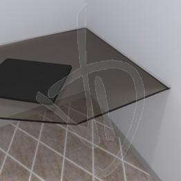 scrivania-angolare-sospesa-in-vetro-trasparente-bronzato-su-misura