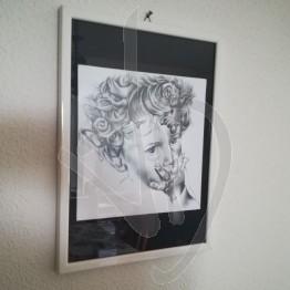 Vetro per quadri
