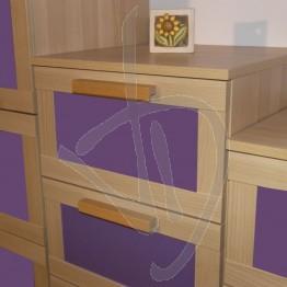 kit-3-vetri-laccati-colore-unico-per-aneboda-cassettiera-piccola