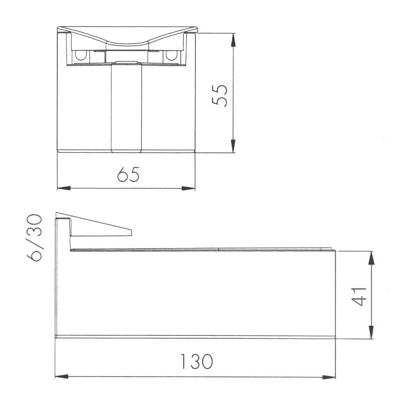 Mensole in vetro online mensole in vetro laccato su for Mensole laccate su misura