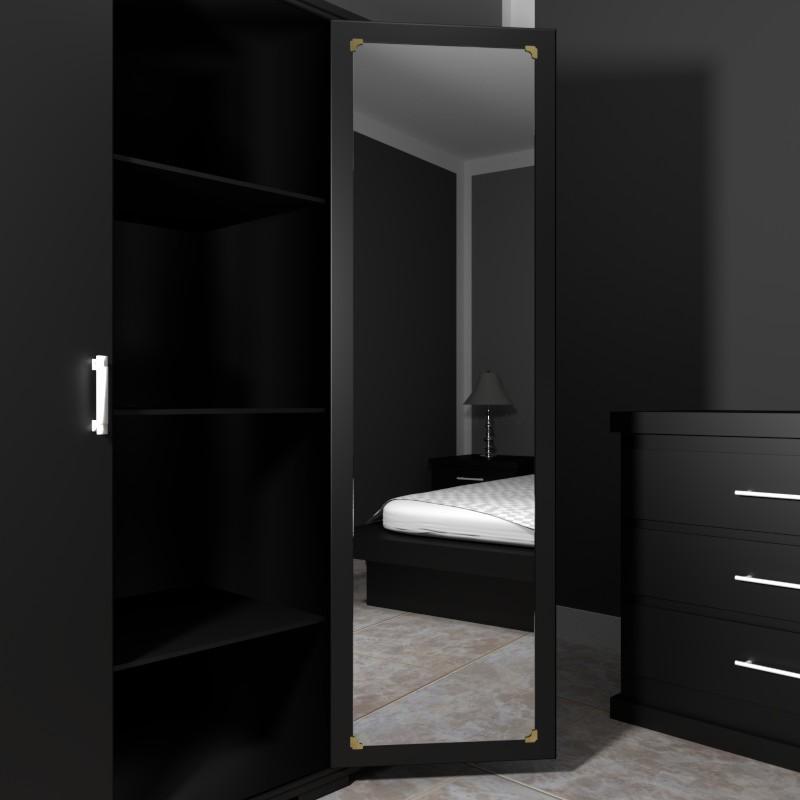 Specchio senza cornice specchio per ante e armadi for Specchi su misura on line