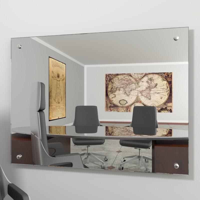 Specchi moderni specchio senza cornice specchi su misura for Specchi su misura on line
