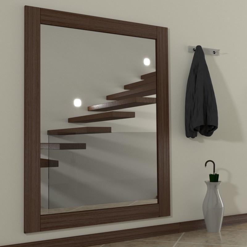 Specchio su misura specchio su misura con cornice for Obi cornici su misura