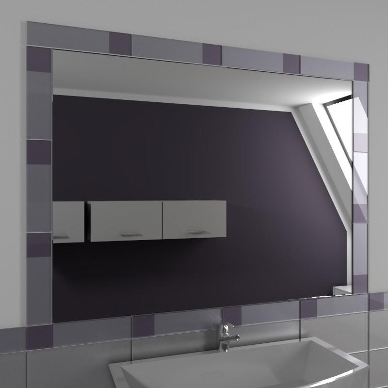 specchio su misura bagno